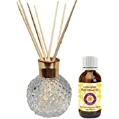 Reed Diffuser - Lemongrass Oil (30ml) - Fragrance Made In Spain