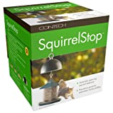 Contech SquirrelStop Automatic Spinning Squirrel Deterrent
