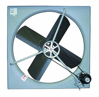Tpi Corporation Ce 30b Commercial Exhaust Fan Single Phase 30 Diameter 120 Volt Bathroom