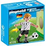 PLAYMOBIL Germany Soccer Player Toy