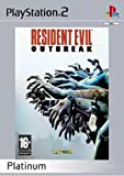 Resident Evil: Outbreak - Platinum Edition (Sony PS2)