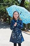 "DLL Rainwear – WOMEN'S Navy ""Raining…"