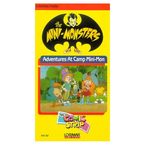 Mini Monsters:Adventures at Camp Mini: Mini Monsters Vvwa 457