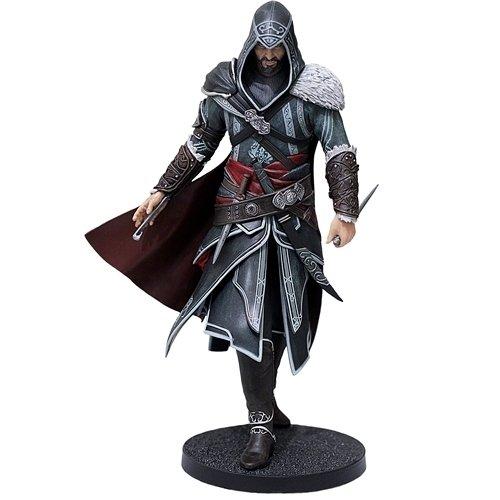 Assassins Creed Revelations 9 Inch Pvc Action Figure Ezio Auditore