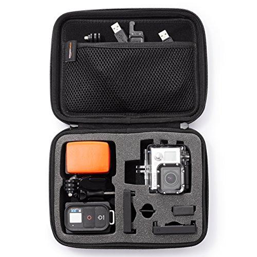 Amazonベーシック キャリングケース GoPro用 Sサイズ ブラック
