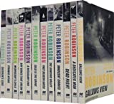 Peter Robinson Peter Robinson Collection 12 Books Set(INSPECTOR BANKS)(Gallows View,A Dedicated Man,Dead Right,Innocent Graves,The Hanging Valley,Past Reason Hated,A Necessary End,Cold is the Grave,Wednesdays Child,Dry Bones That Dream,Strange Affair,Cae