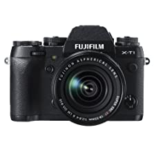 Fujifilm X-T1 16MP Compact System Camera w/ 3.0