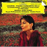 Chopin: Piano Concerto No.2 In F Minor, Op. 21; 24 Preludes, Op. 28