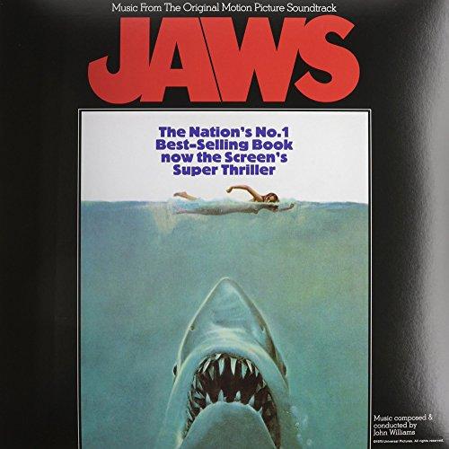 Vinilo : Soundtrack - Jaws (LP Vinyl)