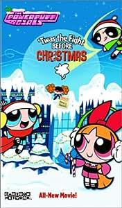 Powerpuff Girls - Twas the Fight Before Christmas [VHS]