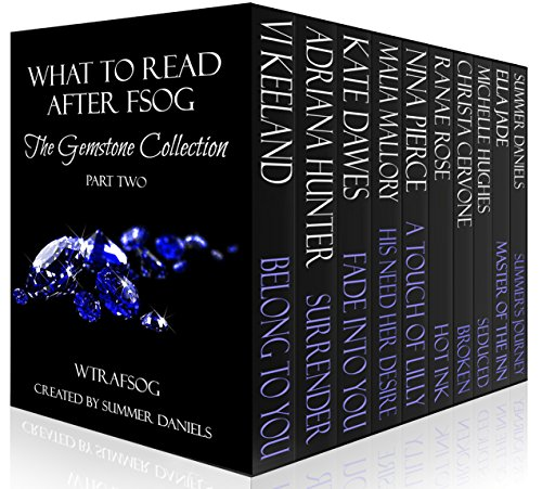 Vi Keeland - What to Read After FSOG: The Gemstone Collection (WTRAFSOG Book 2) (English Edition)
