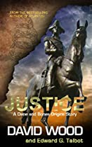Justice: A Dane And Bones Origins Story (dane Maddock Origins Book 8)