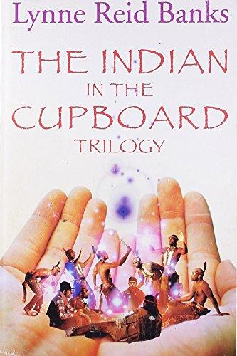 Lynne Reid Banks Boxed Book Set 4 Indian Mystery Secret Return in the Cupboard