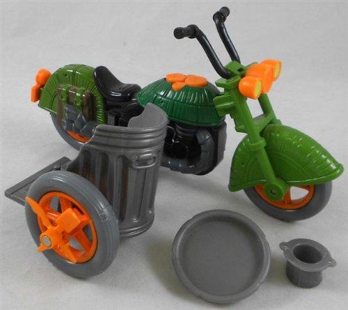 Teenage Mutant Ninja Turtles Turtlecycle (Mutant Sewer Cycle with Sidecar) - 1