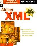 echange, troc Jake Sturm - Atelier XML (avec CD-Rom)