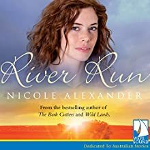 River Run Audiobook by Nicole Alexander Narrated by Ainslie McGlynn