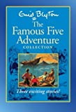 """Famous Five Adventures Collection: """"Five On A Treasure Island"""" """"Five Go Adventuring Again"""" """"Five Go To Billycock Hill"""