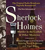img - for Murder in the Casbah and Other Mysteries: New Adventures of Sherlock Holmes book / textbook / text book