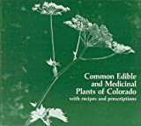 Link to Amazon to purchase Common Edible and Medicinal Plants of Colorado.