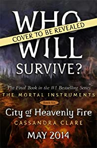 Amazon.com: City of Heavenly Fire (The Mortal Instruments ...