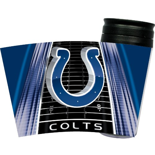 Nfl Indianapolis Colts Insulated Travel Tumbler