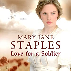 Love for a Soldier Audiobook