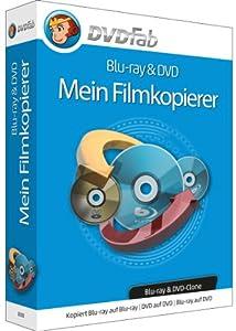DVDFab - Mein Filmkopierer (Blu-ray & DVD Clone)