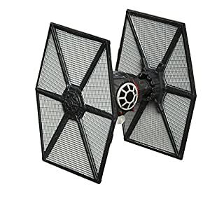 Star Wars Star Wars Episode VII Black Series Titanium First Order Special Forces TIE Fighter