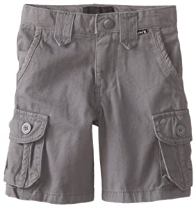 Hurley Boys 2-7 One and Only Cargo Toddler Shorts from Hurley