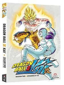 Dragon Ball Z Kai - Season Two
