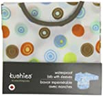 Kushies B275-41 Waterproof Bib with S...