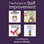 The Pursuit of Self Improvement Bundle Set 1: Books 1-4 (       UNABRIDGED) by Jessica Marks Narrated by Gwendolyn Druyor