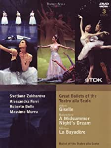 Great Ballets of the Teatro alla Scala [Import]