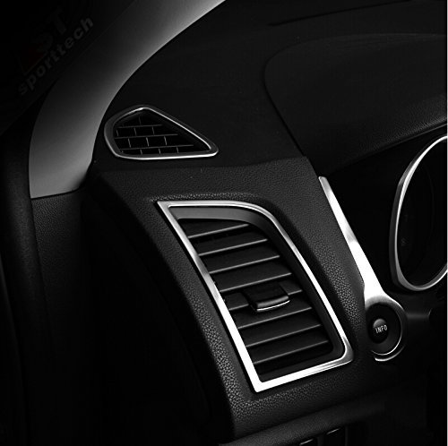 9-moonr-stainless-steel-car-trim-outlet-cover-decoration-fit-mitsubishi-asx-2011-2013