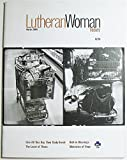 img - for Lutheran Woman Today, Volume 18 Number 2, March 2005 book / textbook / text book