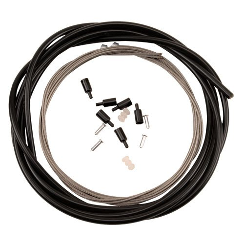 Delta Aztec Super Slick Cable Brake Road Sets (Black)