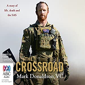 The Crossroad Audiobook by Mark Donaldson Narrated by David Tredinnick