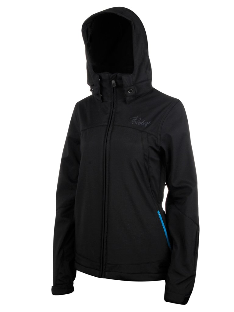PROTEST NADA Softshell Jacke 2013 true black jetzt kaufen