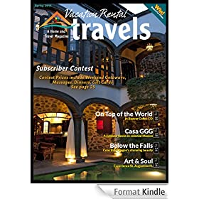 Vacation Rental Travels Magazine: A Home and Travel Magazine (2014) (English Edition)