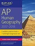 img - for AP Human Geography 2017-2018 (Kaplan Test Prep) book / textbook / text book