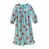 Disney The Little Mermaid Ariel Girls' Toddler Nightgown (3T)