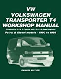 VW Transporter T4 WSM (Owners' Workshop Manuals)