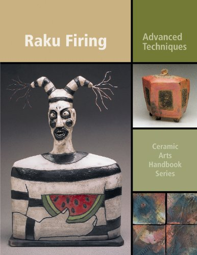 Raku Firing: Advanced Techniques (Ceramic Arts Handbook) by American Ceramic Society