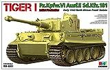 Rye field Model RM de 5001-Maqueta de Tiger I Initial Production Early 1943