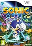 echange, troc Nintendo Wii Sonic Colours