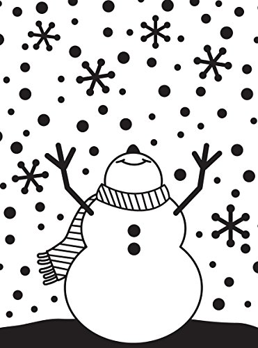 Darice Christmas Snowman Embossing Folders
