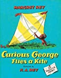 Curious George Flies a Kite (Curious George - Level 1)