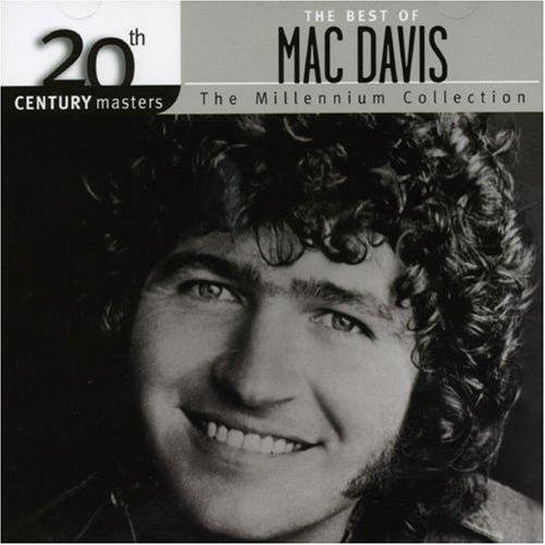 Mac Davis - The Best Of Mac Davis, The Millennium Collection (20th Century Masters) - Zortam Music
