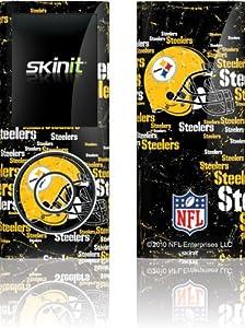 NFL - Pittsburgh Steelers - Pittsburgh Steelers - Blast Dark - iPod Nano (4th Gen) - Skinit Skin from SteelerMania