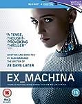Ex Machina [Blu-ray] [2015]